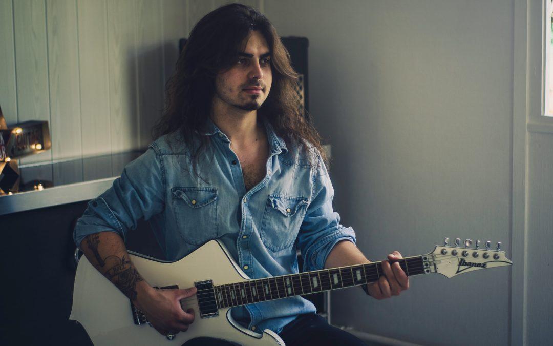 cours de guitare à domicile secteur Crolles
